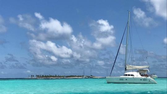 blog voyage voilier catamaran autisme