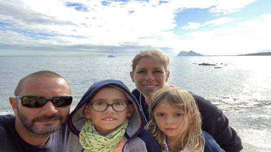 La descente vers Gibraltar