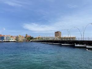 Le pont flottant